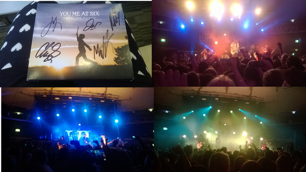 YMAS and Tonight Alive-Sep 2014 by Animecolourful
