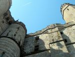 Mont Saint-Michel : the church by ClairBlueArt