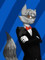 -:-Sly in a Tux -:- Finished by Rika-Katana