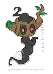 Wendigo - Phantump by Icarus-Skollsun