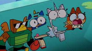 Unikitty TV Show Screenshots in Great Quality 123 by KawaiiKing64