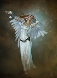 An angel for my mom by louly