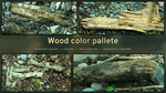 Wooden colors | GIMP color palette by xTernal7