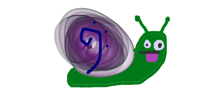 SNAIL!!!! by pallettribunegirl