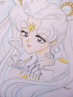 Sailor Cosmos by jcqshenry