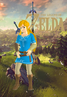 Zelda - Breath of the Wild (Link's Outfit) by Hakirya