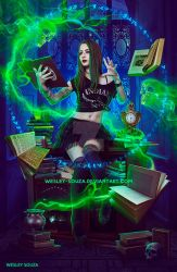 Special Spell by Wesley-Souza
