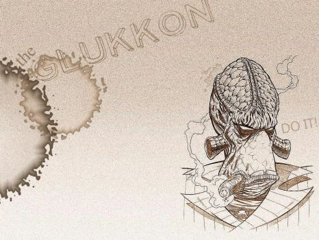 The Glukkon by halanprado