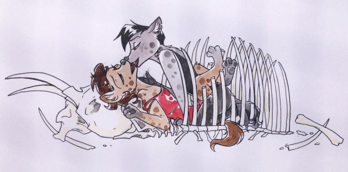 May those bones be our bed by Rowettes