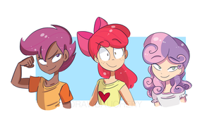 cmc by shadowpiratemonkey7