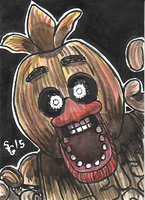 Phantom Chica by SoVeryUnofficial