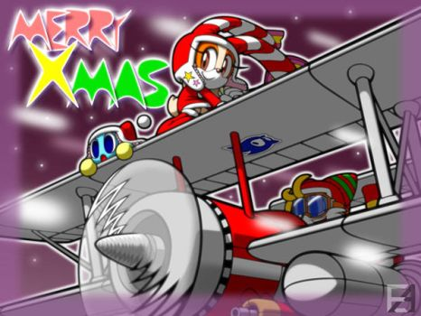 Merry christmas '06 by EAMZE