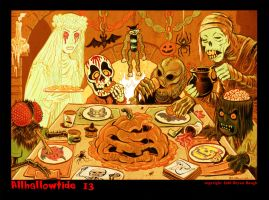 Allhallowtide 13 by BryanBaugh