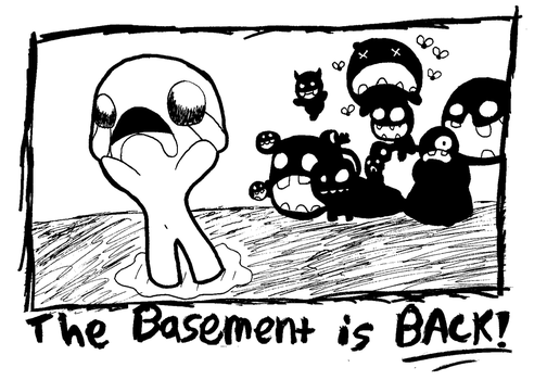 Bringing back the Basement by BlackHat0061