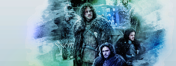 Jon Snow | Kit Harington | Timeline by LeukojaPS