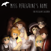 Miss Peregrine's Home for Peculiar Children by dead-coffee