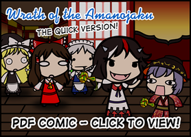 Wrath of the Amanojaku - The Quick Version! [PDF] by Spaztique
