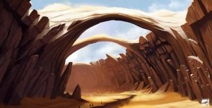 The Gateway by Anmaril