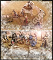 Figurine-Staging-The Betrayal of Isengard 3 by Valtorgun-le-Grand
