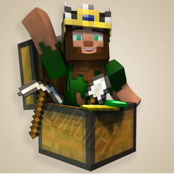 TheMinebox In a Box Icon (Minecraft) by Guruith