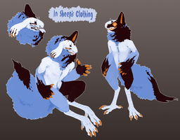 In Sheep's Clothing | Grem Auction (CLOSED) by ToothlessEgo