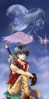 Escaflowne by Limis