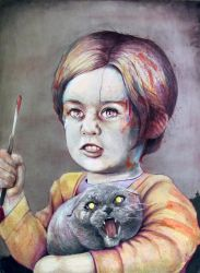 Gage and Church:the undead by MichaelShapcott