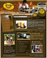 Coffee template by pius24