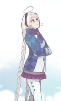 Winter Maika by desire-drive
