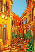 English Auberge 2012 by Evilpainter