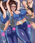 This is how we nerf you, Mei-chan! X3 by Banagherlinks