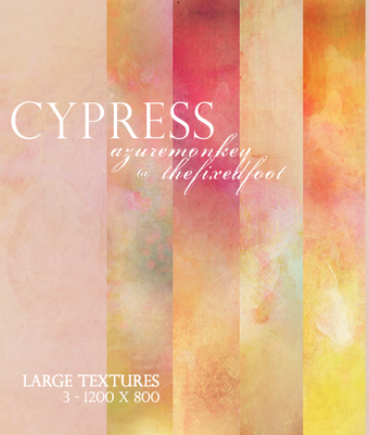 Cypress by azuremonkey