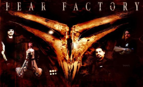 Fear Factory image for T-Shirt by Threader