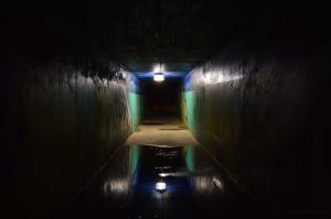 The Tunnel by AmberColley