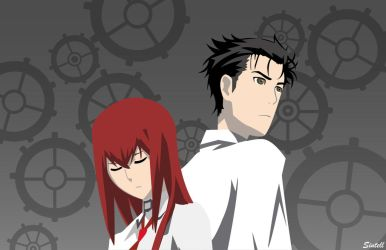 Steins Gate by Sintell743