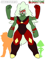 SU-OC-Bloodstone by Jchanel404