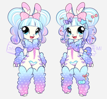 Zeep 14 - Pastel Decora (closed) by Remi-Adopt