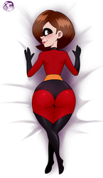 Elastigirl by AngeliccMadness