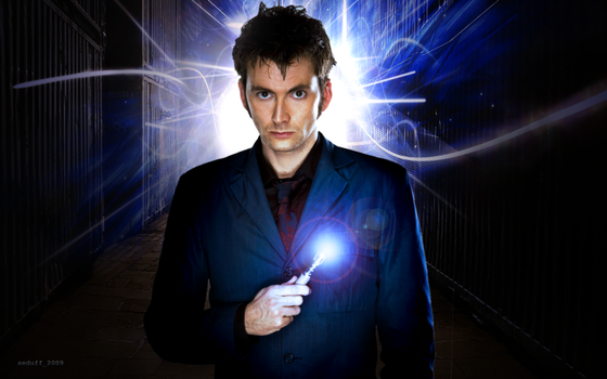 The 10th Doctor by seduff-stuff
