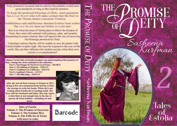 Print Cover Volume 2 by ladylithia