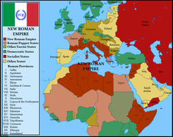 New Roman Empire by rubberduck3y6