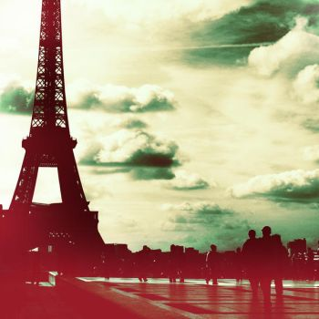 La tour Eiffel. by ooOIndreOoo
