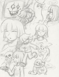 Frisk by marinasea17