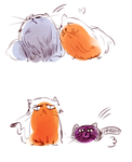 karakura kitties orig draft by sakamichis