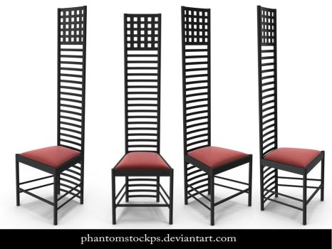 Chairs by phantomstockps