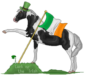 Luck of the Irish by CloudedLatha
