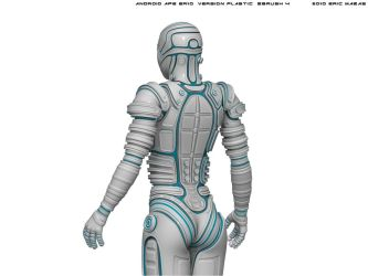 Android version plastic 02 by ermy31