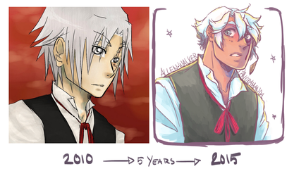 art improvement. by Gamesoul