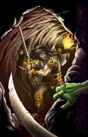 The Orc Hunter by DCON
