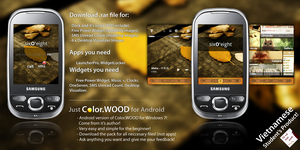 Android Wooding by dvkndn